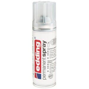 Spraylak glossy - Edding spraylak med blank finish