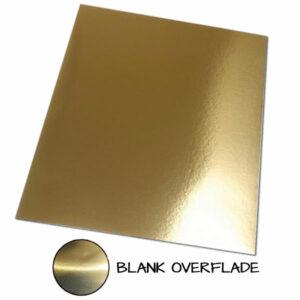Metalkarton guld - 280 gr. dobbelsidet guldkarton