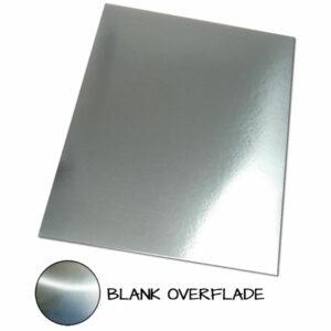 Metalkarton sølv - 280 gr. dobbelsidet sølvkarton